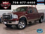 2005 Ford Super Duty F-250 Lariat 4WD