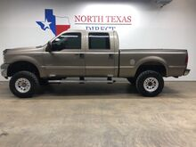 2005_Ford_Super Duty F-250_Lariat FX-4 4x4 Powerstroke Diesel Leather Crew Cab_ Mansfield TX