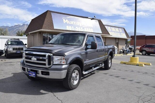 2005 Ford Super Duty F-250 Lariat Murray UT