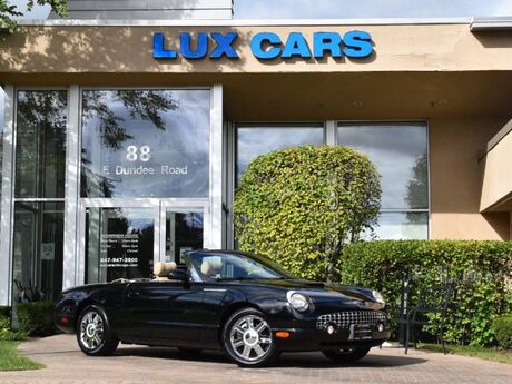 2005 Ford Thunderbird Premium Convertible Hard Top Leather Buffalo Grove IL