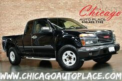2005_GMC_Canyon_SLE Z85 EXT CAB - 3.5L 5-CYL ENGINE 4 WHEEL DRIVE GRAY CLOTH INTERIOR RUNNING BOARDS BEDLINER_ Bensenville IL
