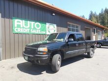 2005_GMC_Sierra 1500_HD SLE Crew Cab Short Bed 4WD_ Spokane Valley WA