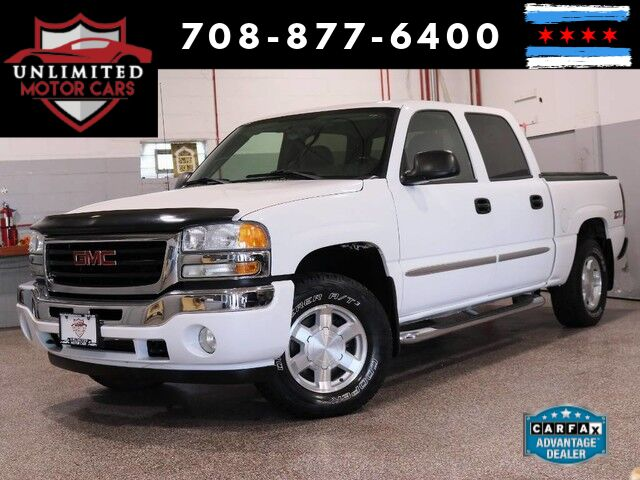 2005 GMC Sierra 1500 SLE Bridgeview IL