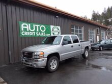 2005_GMC_Sierra 1500_SLE Crew Cab Short Bed 4WD_ Spokane Valley WA