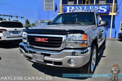 2005_GMC_Sierra 1500_SLT Z71 / 4X4 / Ext'd Cab / Power & Heated Leather Seats / Sunroof / Bose Speakers / Viper Auto Start / Bluetooth / Apple Car Play / Only 80k Miles / WeatherTech Mats / New Tires / Chrome Wheels / Tow Pkg_ Anchorage AK