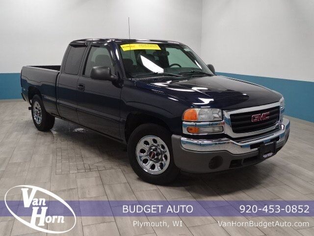 Trucks For Sale In Wi >> 2005 Gmc Sierra 1500 Work Truck