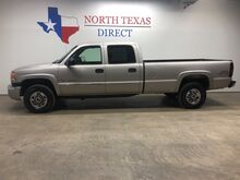 2005_GMC_Sierra 2500HD_SLE 4x4 6.6 Diesel Manual Transmission Crew Cab Long Bed_ Mansfield TX