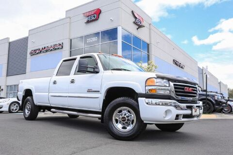 2005_GMC_Sierra 2500HD_SLE Crew Cab Long Bed 4WD_ Chantilly VA