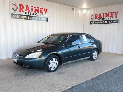 2005 HONDA ACCORD Tifton GA