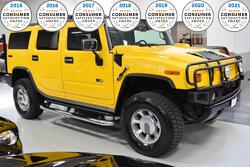 HUMMER H2 Custom Wheels! SUV 2005