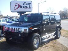 HUMMER H2 PREMIUM SUV, 4X4, CARFAX CERTIFIED, ONE OWNER, ONLY 47K MILES, ONSTAR, TOW PKG, LOADED, MINT! 2005