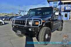 2005_HUMMER_H2_SUT / 4X4 / 6.0L Vortec V8 / Heated Leather Seats / Sunroof / Bose Speakers / Tonneau Cover / Bed Liner / Tow Pkg / Only 89k Miles_ Anchorage AK