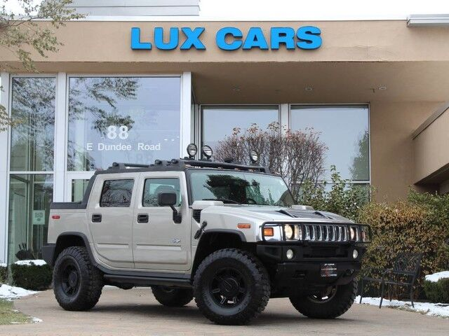2005 HUMMER H2 SUT Leather 4WD Buffalo Grove IL