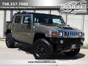 HUMMER H2 SUT Roof Fuel Rims BF Goodrich 2005