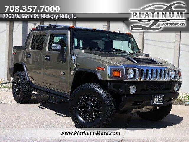 2005 HUMMER H2 SUT Roof Fuel Rims BF Goodrich Hickory Hills IL