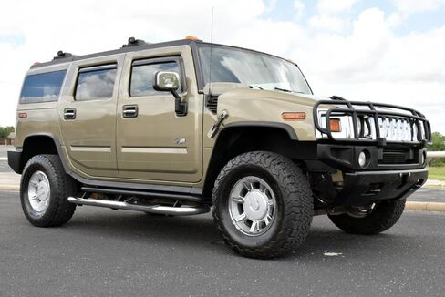 2005_HUMMER_H2_SUV_ Fort Worth TX