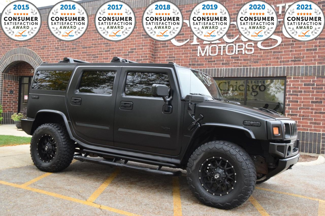 2005 HUMMER H2 SUV Glendale Heights IL