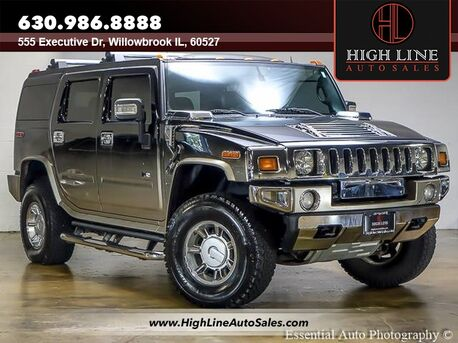 2005_HUMMER_H2_SUV_ Willowbrook IL