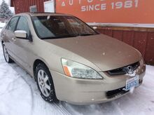 2005_Honda_Accord_EX V-6 Sedan AT with Navigation System and XM Radi_ Spokane WA