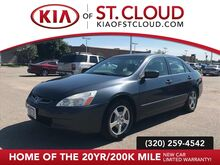 2005_Honda_Accord_Hybrid_ St. Cloud MN