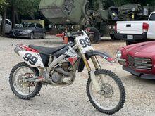 2005_Honda_CRF450R__ Crozier VA
