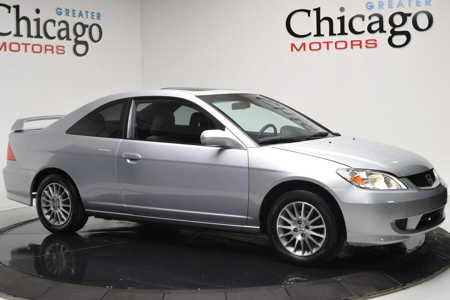 2005_Honda_Civic Cpe_EX_ Chicago IL