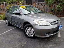 2005_Honda_Civic Sdn_VP_ Redwood City CA