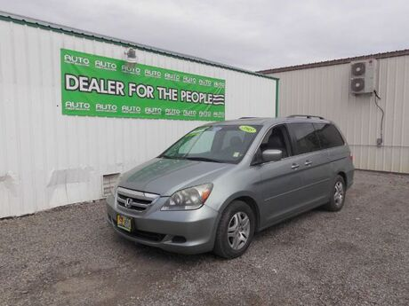 2005 Honda Odyssey EX w/ Leather DVD Spokane Valley WA