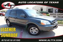 2005_Honda_Pilot_EX-L with LEATHER and SUNROOF_ Plano TX