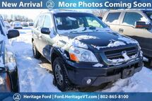 2005 Honda Pilot EX-L South Burlington VT