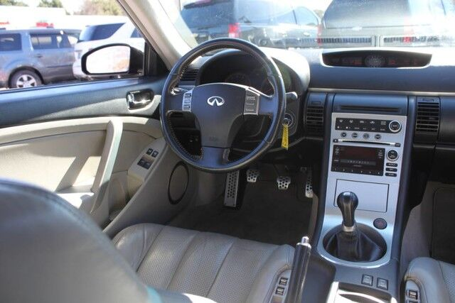 2005 INFINITI G35 Coupe  Mooresville NC