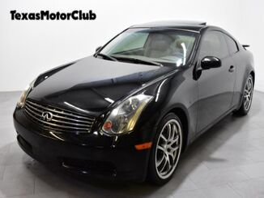 2005_INFINITI_G35 Coupe_2dr Cpe Auto_ Arlington TX