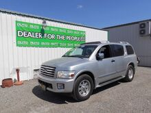 2005_Infiniti_QX56_AWD_ Spokane Valley WA