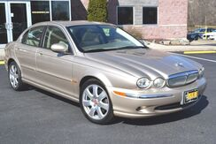 2005_Jaguar_X-TYPE_3.0L AWD_ Easton PA