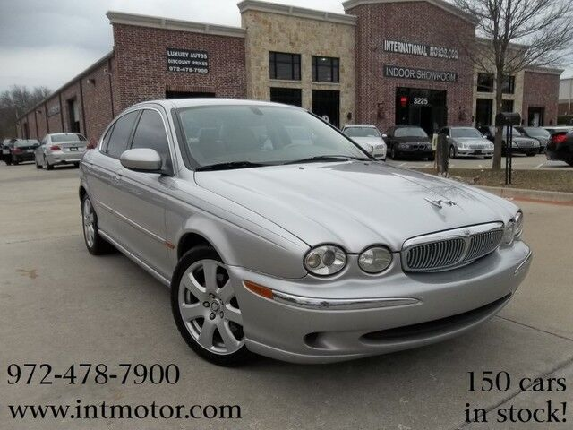 2005 Jaguar X-TYPE 3.0L Carrollton TX