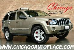 2005_Jeep_Grand Cherokee_Limited - 4.7L V8 ENGINE 1 OWNER 4 WHEEL DRIVE 2-TONE GRAY LEATHER INTERIOR HEATED SEATS SUNROOF WOOD GRAIN INTERIOR TRIM_ Bensenville IL