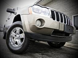 2005_Jeep_Grand Cherokee_Limited 4X4 4dr SUV HEMI_ Grafton WV