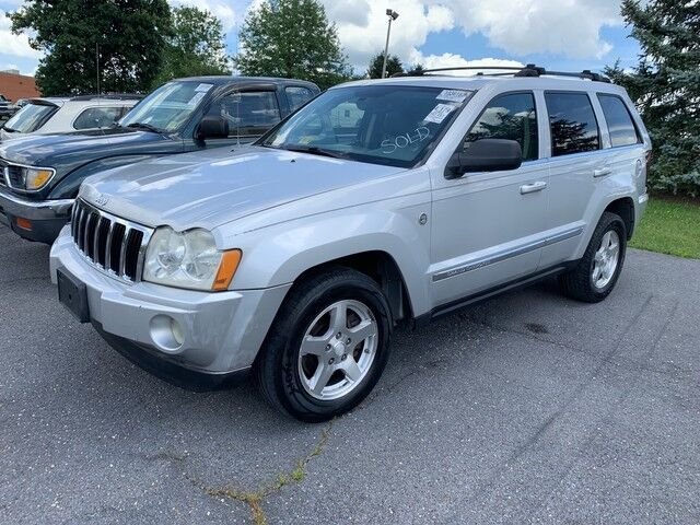 2005 Jeep Grand Cherokee Limited Crozier VA