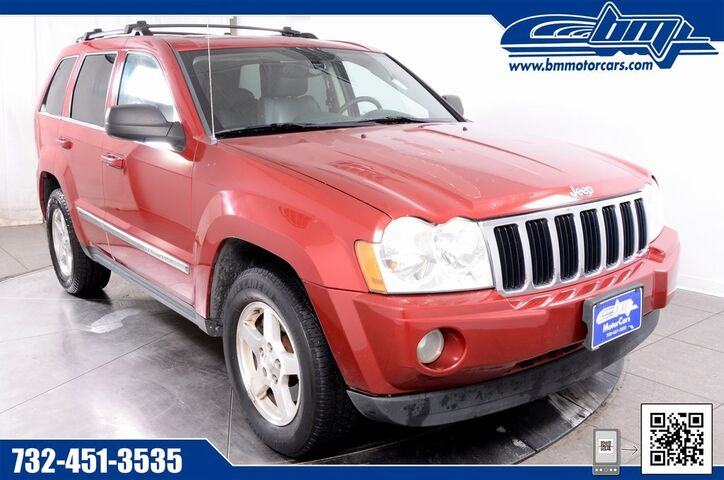 2005 Jeep Grand Cherokee Limited Rahway NJ .