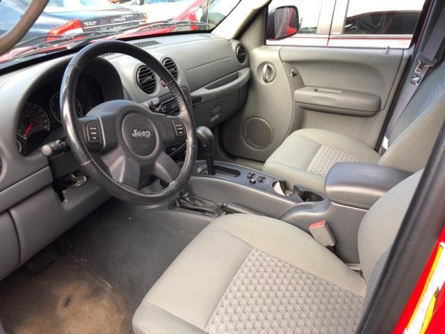 2005 Jeep Liberty 4dr Sport 4WD New London CT