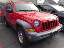 2005_Jeep_Liberty_4dr Sport 4WD_ New London CT