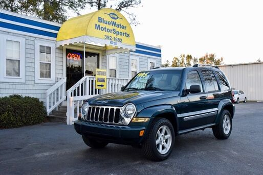 2005_Jeep_Liberty_Limited_ Wilmington NC