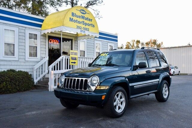 2005 Jeep Liberty Limited Wilmington NC