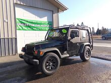 2005_Jeep_Wrangler_SE_ Spokane Valley WA