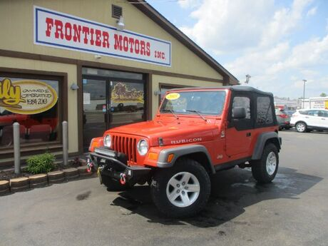 2005 Jeep Wrangler Unlimited Rubicon Middletown OH