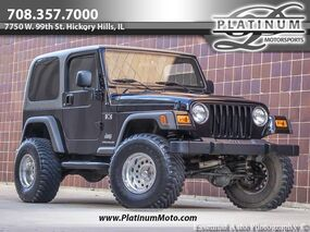 Jeep Wrangler X 4.0L Power Tech Automatic Hard Top 2005