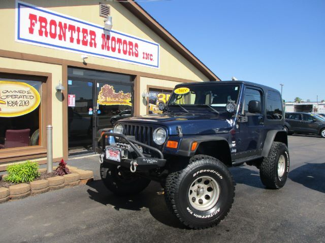 2005 Jeep Wrangler X Middletown OH