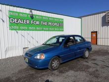 2005_Kia_Rio_Sedan_ Spokane Valley WA