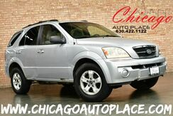2005_Kia_Sorento_LX - 3.5L V6 ENGINE 4 WHEEL DRIVE GRAY CLOTH INTERIOR ALLOY WHEELS_ Bensenville IL