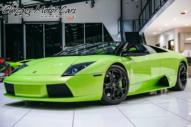 Used Lamborghini Chicago Il